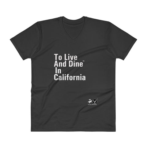 To Live And Dine In California