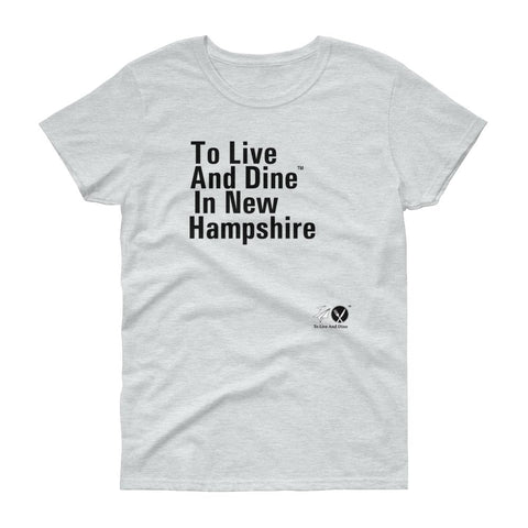 To Live And Dine In New Hampshire