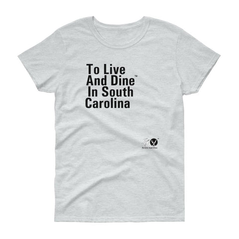 To Live And Dine In South Carolina
