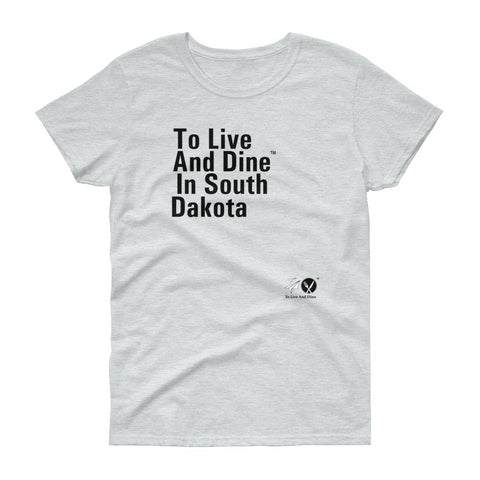 To Live And Dine In South Dakota