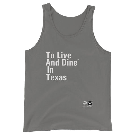 To Live And Dine In Texas