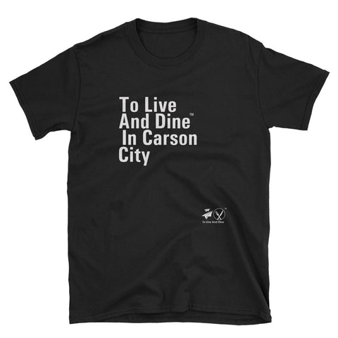 To Live And Dine In Carson City