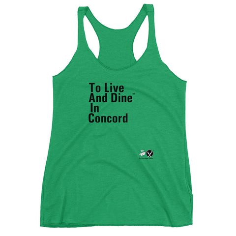 To Live And Dine In Concord