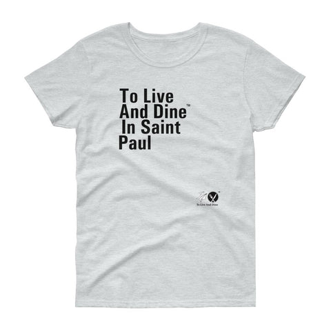 To Live And Dine In Saint Paul