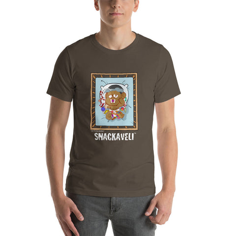 Snackaveli Men T-Shirt