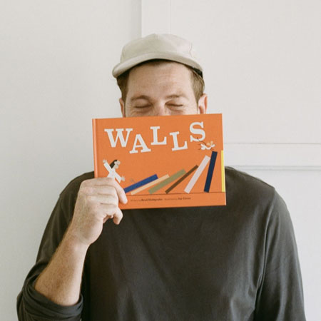 An interview with Brad and Jay, creators of Walls, by Eugene Kan. Photos by Justin Chung.