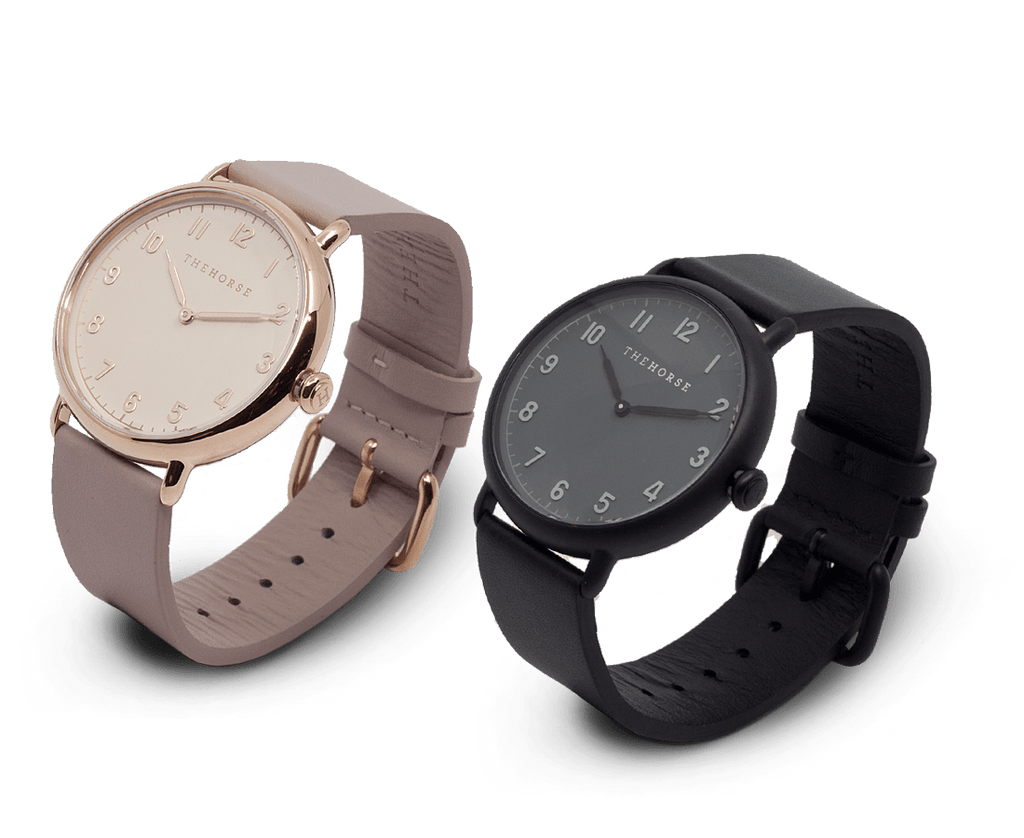 New additions to the The Heritage watch range x The Horse