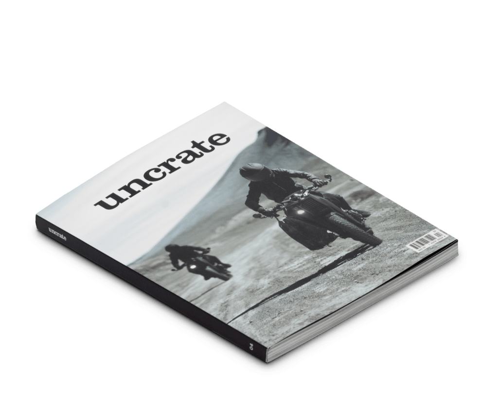 Uncrate Magazine · Issue 4