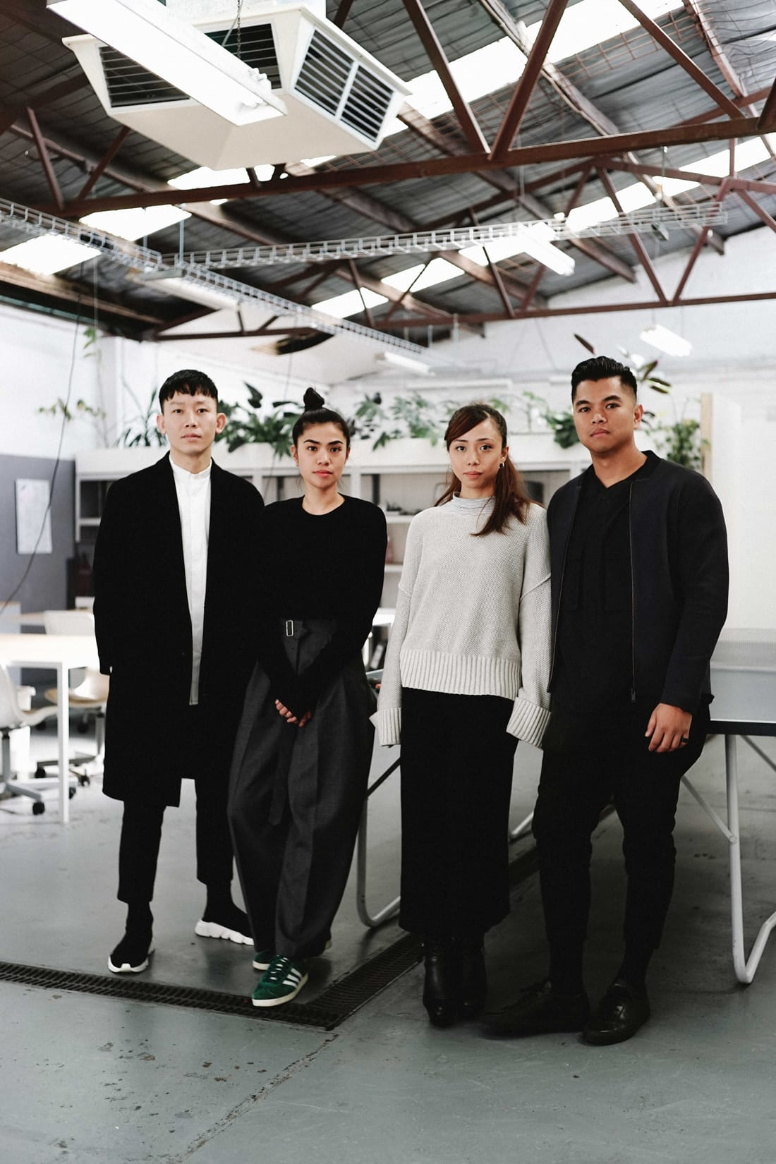 Aark Collective behind the scenes, Melbourne Studio