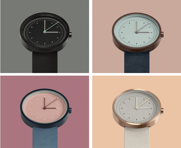 New Interval Series by Aark Collective