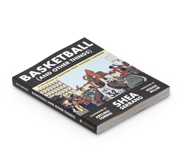 Basketball (and Other Things) · A Collection of Questions Asked, Answered, Illustrated