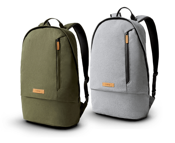 """The new Bellroy """"Campus"""" Backpacks"""