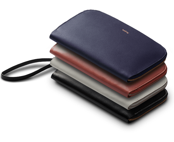 Introducing the Bellroy Clutch