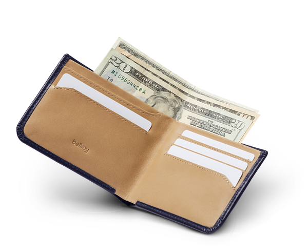 Updated Hide & Seek Wallet. New design and RFID protection now built in.