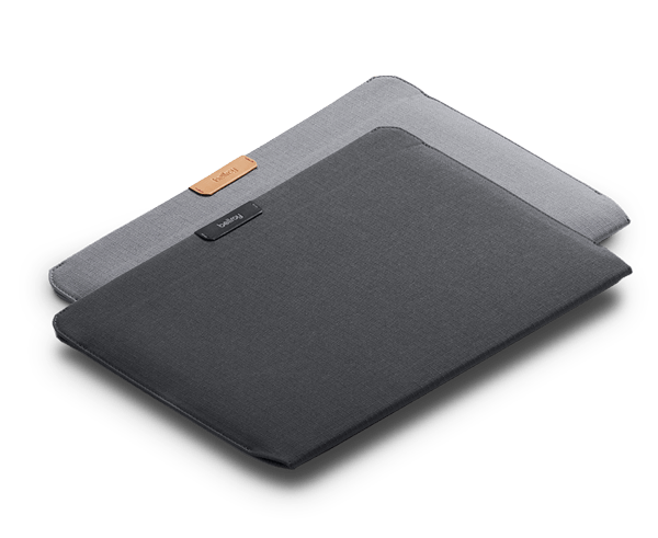 All new Bellroy Laptop Cases made from recycled materials