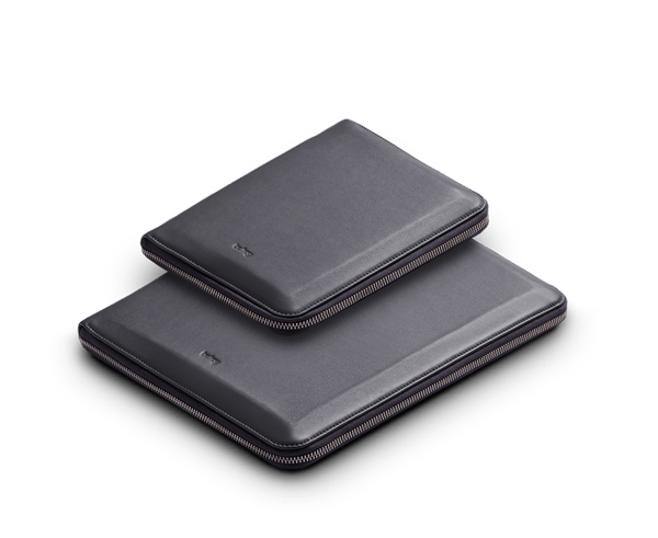 Bellroy Leather Compendium now comes in Graphite