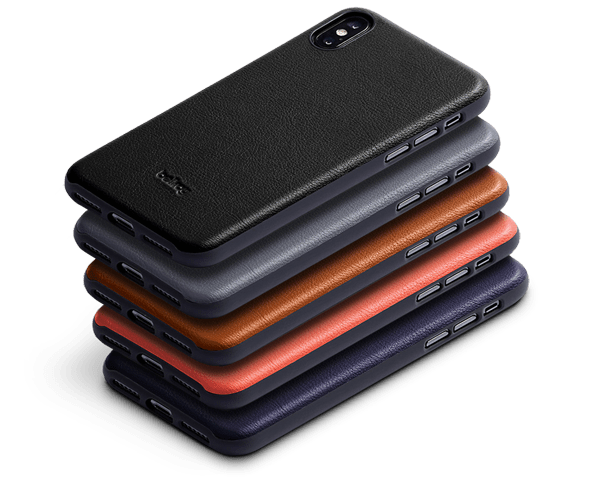 The new iPhone X/XS Case is Bellroy's slimmest