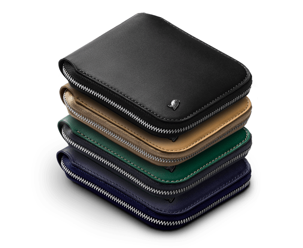 New Bellroy Zip Wallet
