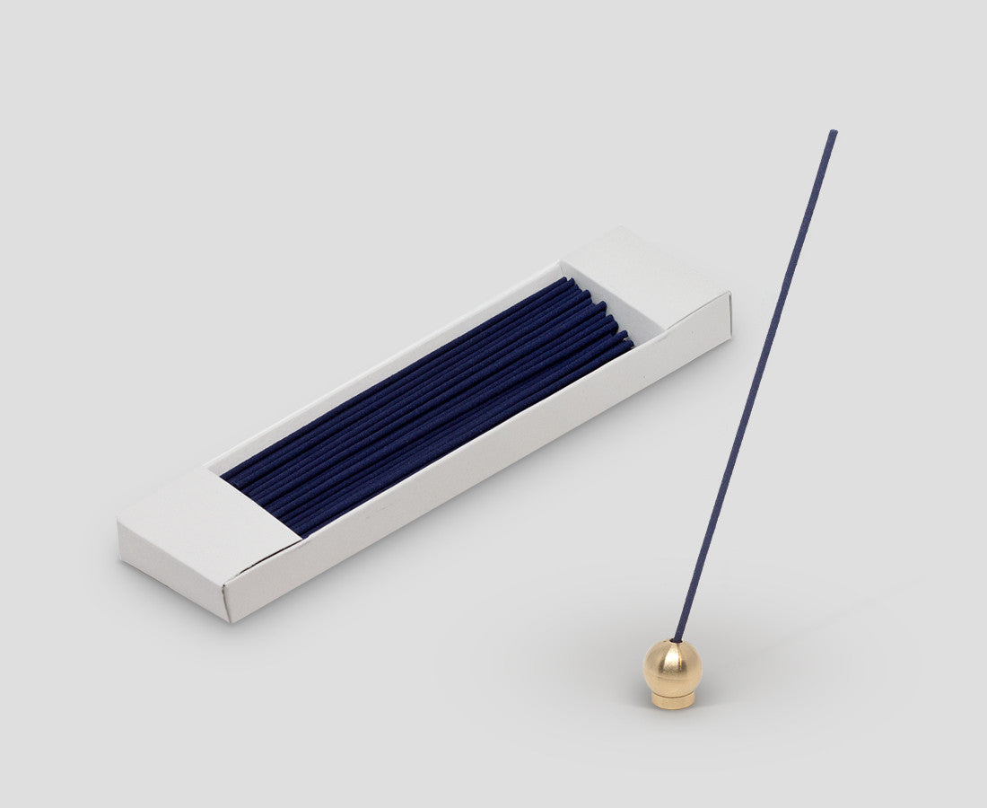 Bodha Wellness Los Angeles brass incense holder