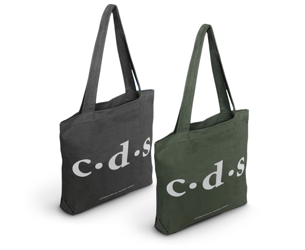 New Limited Edition Compendium Design Store Tote Bags