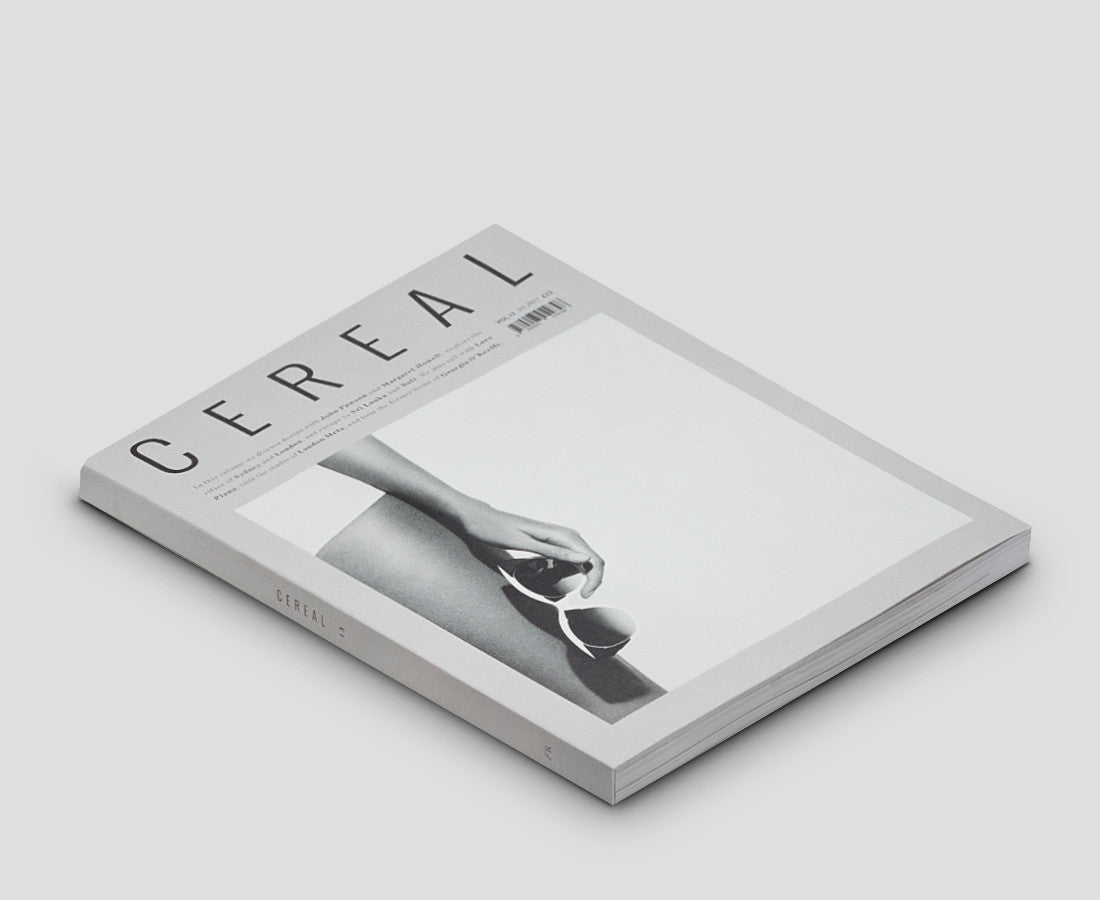 Cereal magazine issue 13