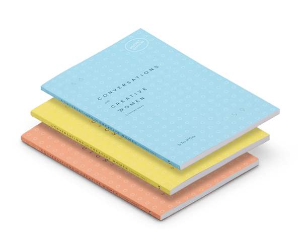 Conversations With Creative Women Pocket Edition Books