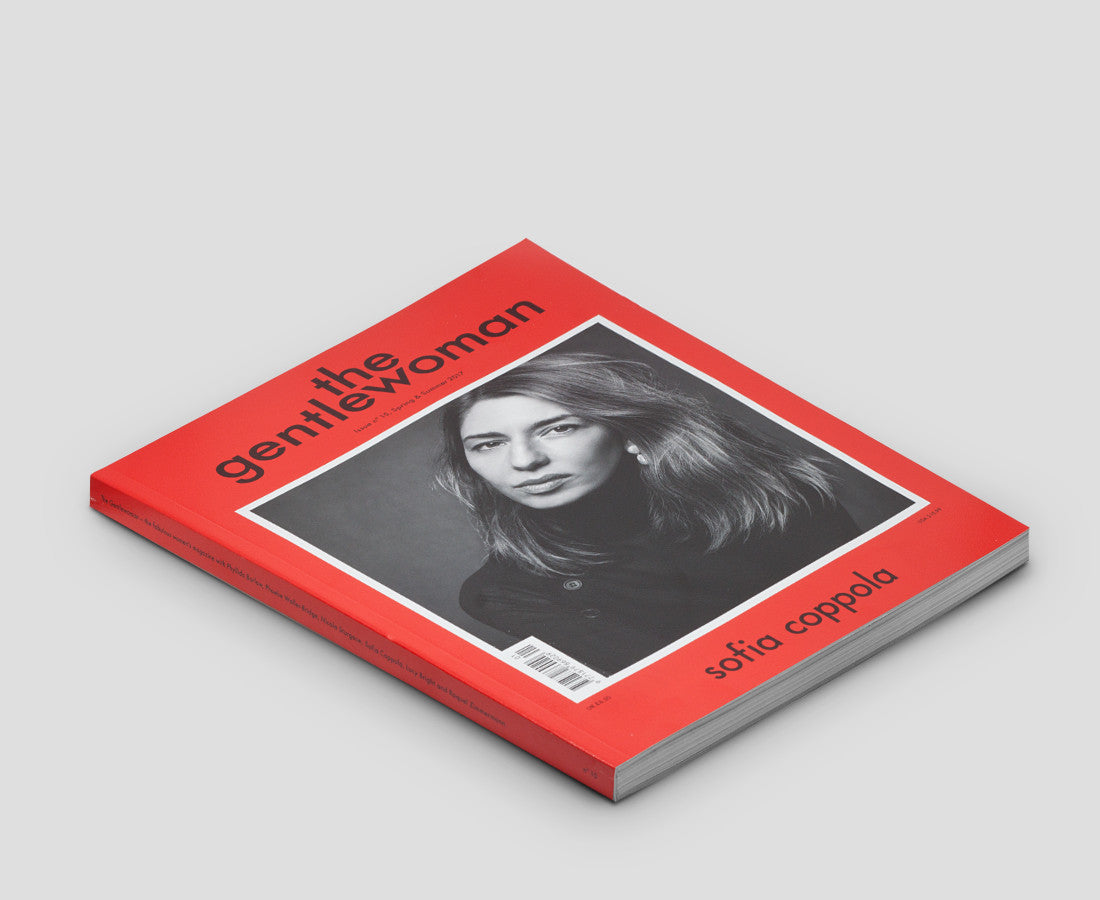 The Gentlewoman magazine issue 15