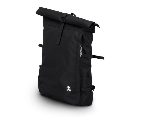 Ghost Outdoors The Ultimate Black Rucksack