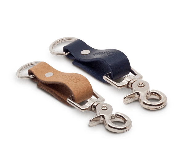 Isaac Francis Key Fobs in new colours