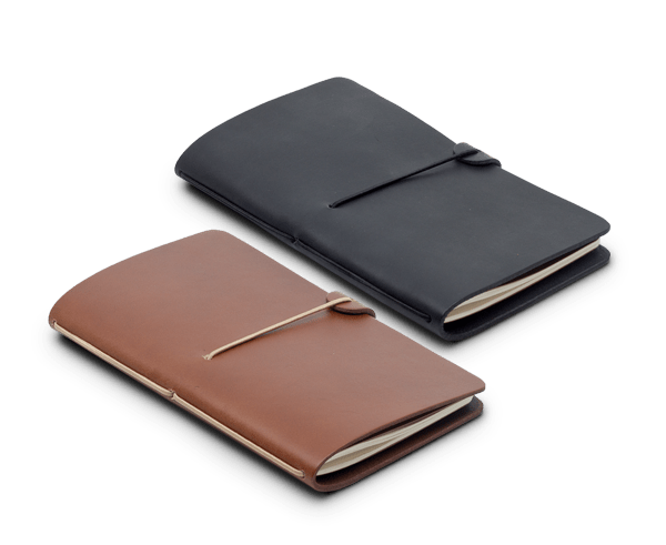 Isaac Francis Leather Notebook covers