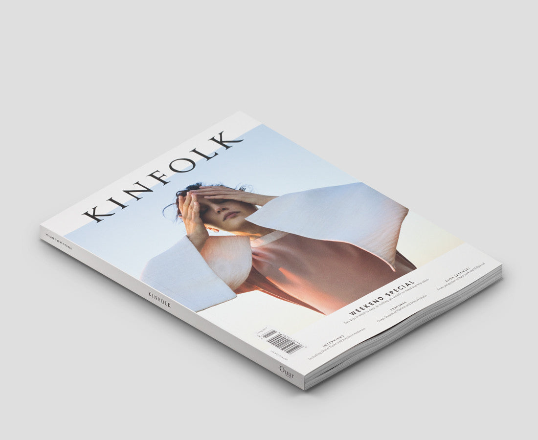 Kinfolk magazine issue 23