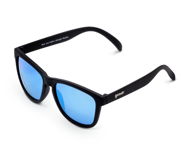 'Mike & Keith's Midnight Ramble' Running Sunnies from Goodr