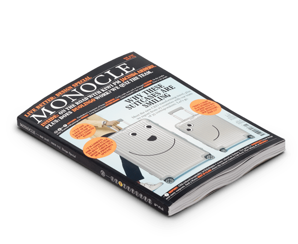 Monocle Magazine Issue 113 May 2018