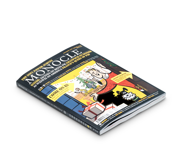Monocle magazine Issue 119 · December 2018 - January 2019