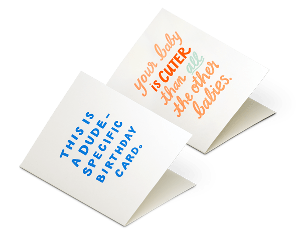 Introducing Odd Daughter Paper Co. Cards