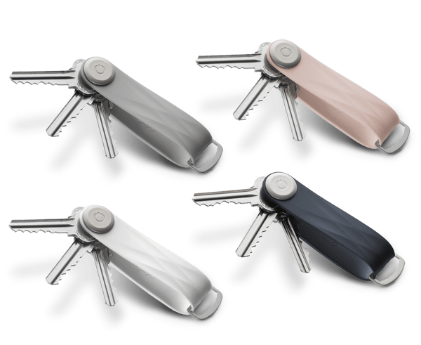 Introducing 4 new colourways for the Orbitkey Active Range