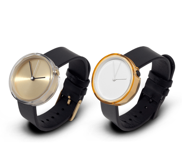Prism Series watches by Aark Collective