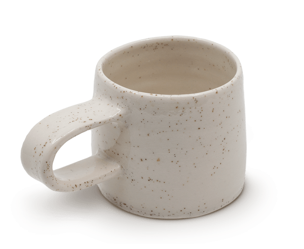Sole Ceramics handmade Coffee Cup