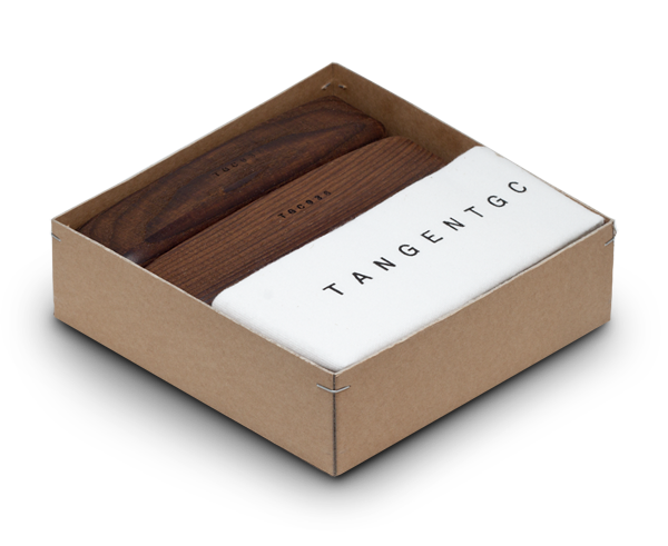 Tangent GS shoe care kit