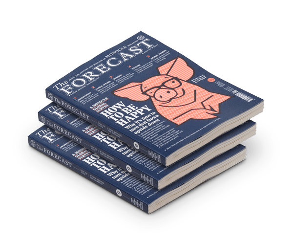 Monocle: The Forecast 2019