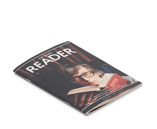 The Happy Reader Issue Nº10 · A magazine about reading