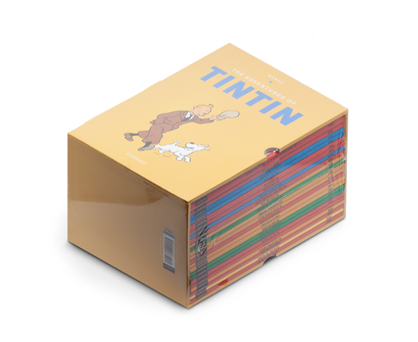 The Adventures of Tintin Box Set · Soft Cover