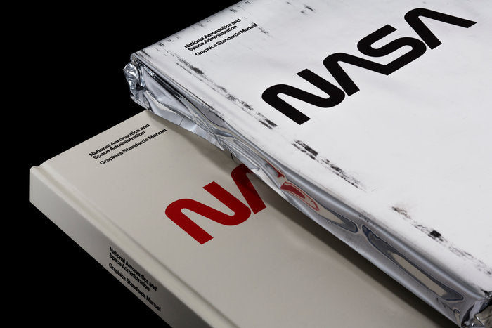 NASA Graphic Standards Manual. Compendium Design Store, Fremantle. AfterPay, ZipPay accepted.