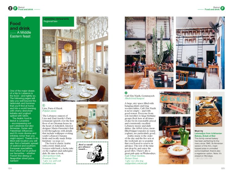 The Monocle Travel Guide No. 30 Beirut