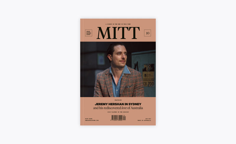 Men In This Town The Magazine · Issue 10
