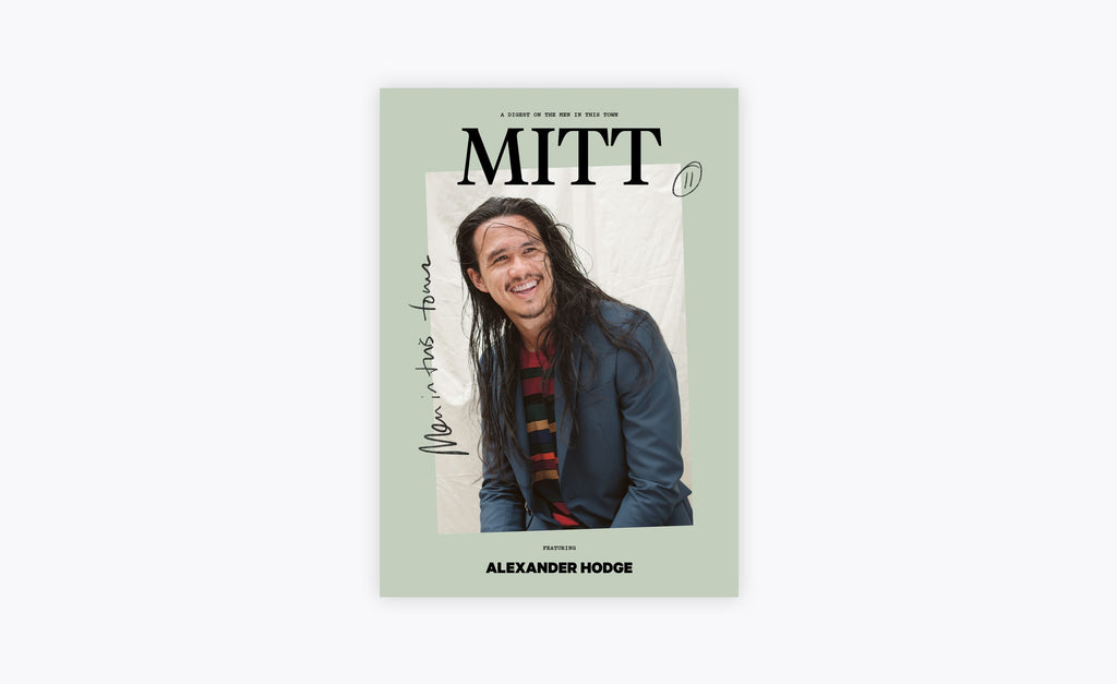 Men In This Town The Magazine · Issue 11
