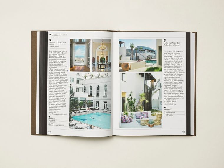 The Monocle Guide to Hotels, Inns and Hideaways. Compendium Design Store, Fremantle. AfterPay, ZipPay accepted.