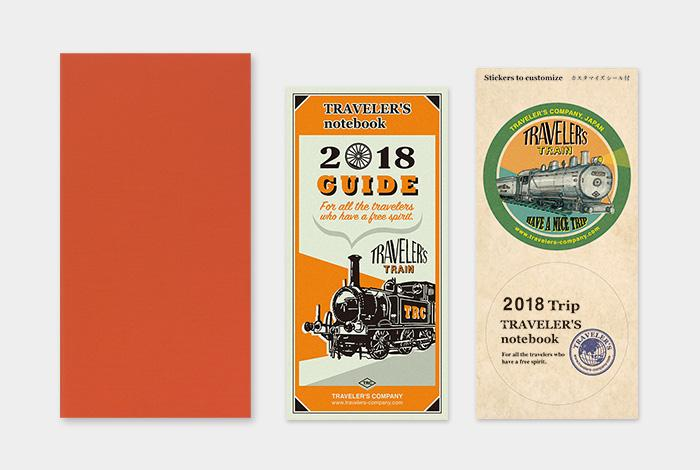 Traveler's Company Notebook Regular Size 2018 Diary Refills. Traveler's Company Japan. Compendium Design Store. AfterPay, ZipPay accepted.