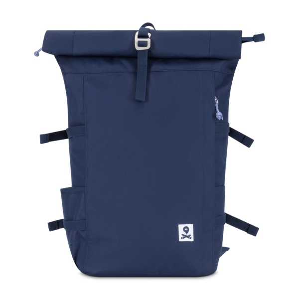 Ghost Outdoors The Ultimate Navy Rucksack. Compendium Design Store, Fremantle. AfterPay, ZipPay accepted.