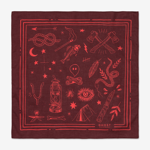 Ghost Outdoors Bush Craft Bandana
